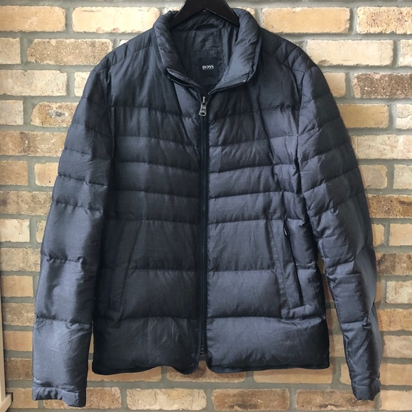 c1c332bf35 Hugo Boss Jackets & Coats | Down Puffer Mens Jacket Coat Darmir ...